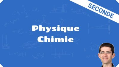 Seconde Physique Chimie